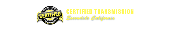 Certified Transmission Escondido